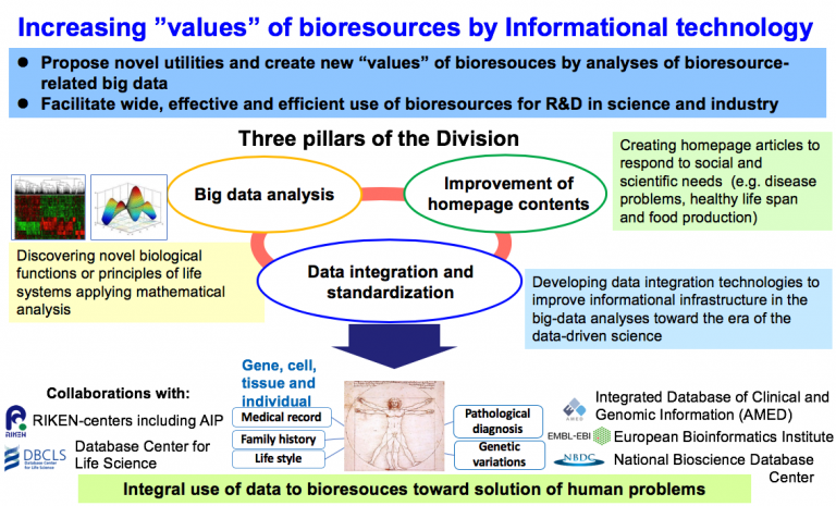 Increasing values of bioresources by Informational technology